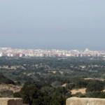 Blick ueber Essaouira.