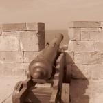 Fort Scala de la Kashba.
