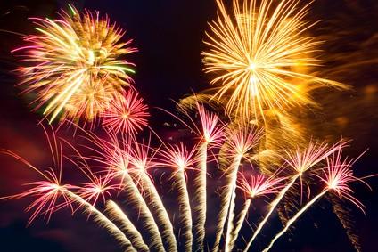 Das Thronfest am 3. März mit großem Feuerwerk