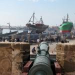 Agadir ist ein ehemaliges Fischerdorf un wichtigste Hafenstadt Marokkos.