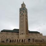 Die Hassan-II.-Moschee