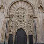 Eingang zur Moschee Hassan II.
