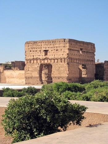 Palast El Badi