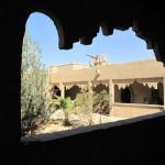 Eine Oase mitten im Garten Allahs in der Wüste Erg Chebbi.